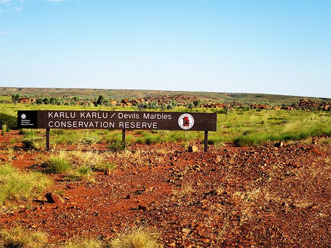 Karlu Karlu / Devils Marbles Conservation Reserve