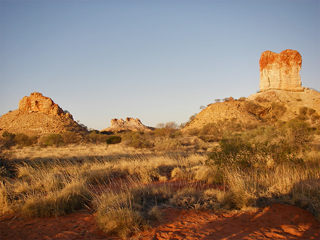 Chambers Pillar Historical Reserve