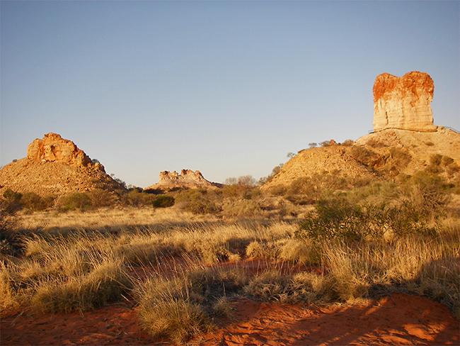 Chambers Pillar Historical Reserve