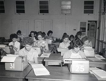 NT Training history: 1960s