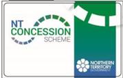 NT Concession Scheme Card
