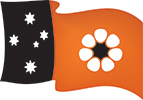 NT flag - flying version 2