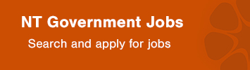 NT Government jobs
