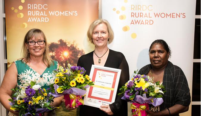 2018 Rural Women's Award Now Open