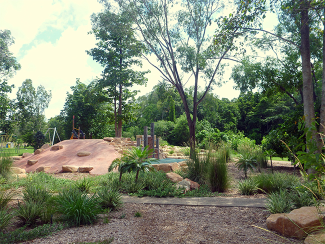 Howard Springs Nature Park - Adventure playground