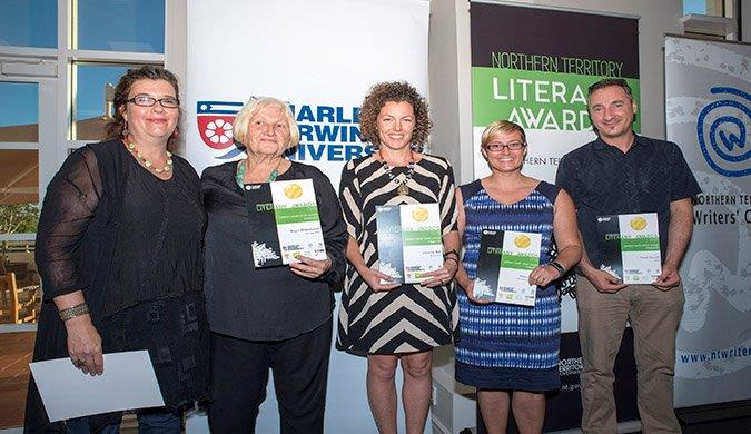 Winners announced - Northern Territory Literary Awards