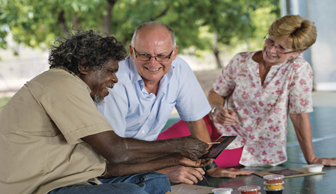Voices sought to represent senior Territorians