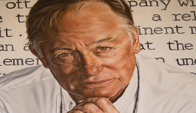Last call for Portrait of a Senior Territorian Art Award