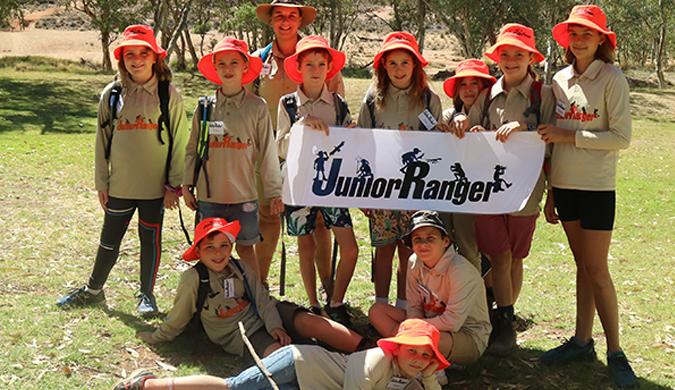 Alice Springs Junior Ranger program a big success