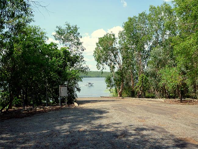 Manton Dam Recreation Area - Boat zone