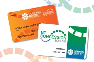 NT Concessions Cards