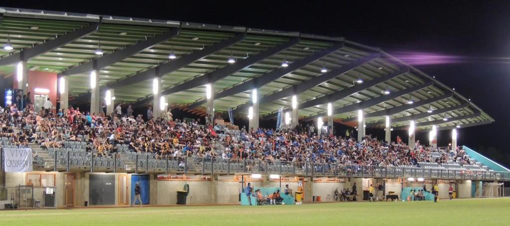Larrakia Park Darwin football stadium
