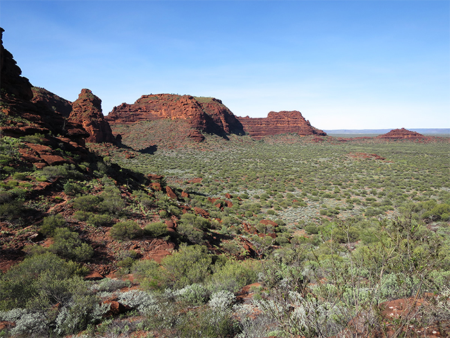 Finke Gorge National Park - Mpaara Walk
