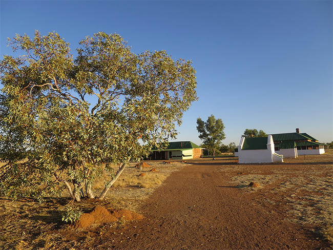 Tennant Creek Telegraph Station Historical Reserve