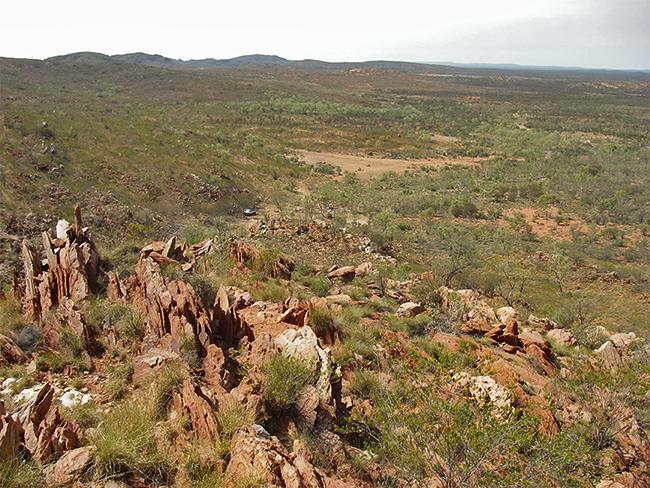 Annas Reservoir Conservation Reserve