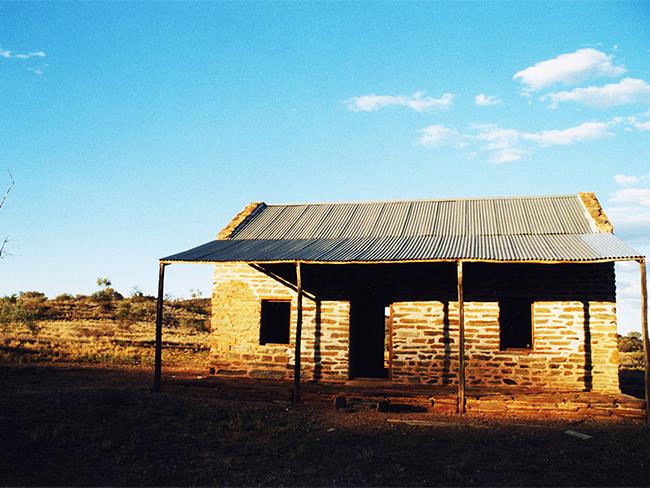 Arltunga Historical Reserve - Old police station