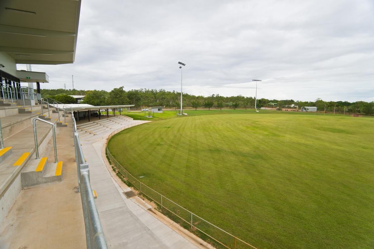 Palmerston AFL oval