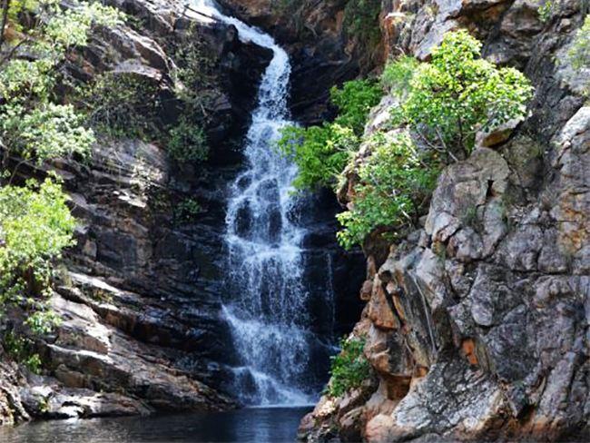 Limmen National Park - Butterfly Falls